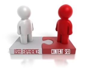User Experience and Content SEo